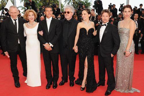 Pedro Almodovar - Cannes 2011 c