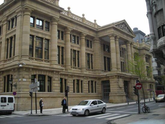 Palacio de Justicia Donostia sede del Cendoj - Prolinor