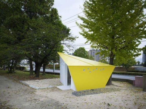 Diseno De Un Baño Publico:Esconder o destacar los baños públicos? >> Del tirador a la ciudad