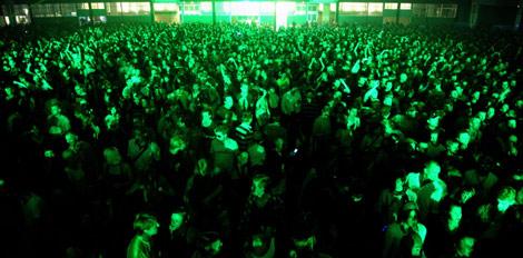 Público Sonar Noche