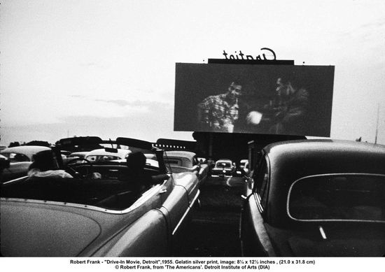Robert-Frank-Drive-In-Movie-Detroit