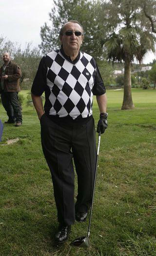 Fabra golf2 Ángel Sanchez