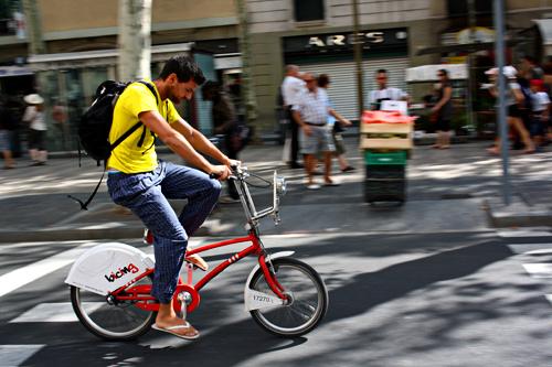 Foto de Joost. www.cyclechic.be