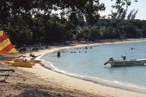 Jamaica paisaje