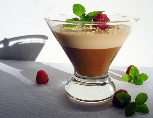 Crema chocolate castañas
