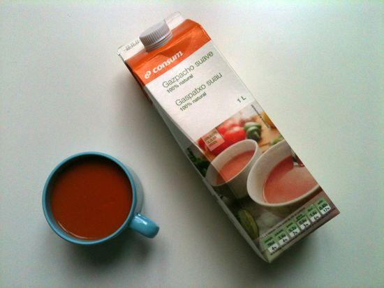 Gazpacho consum