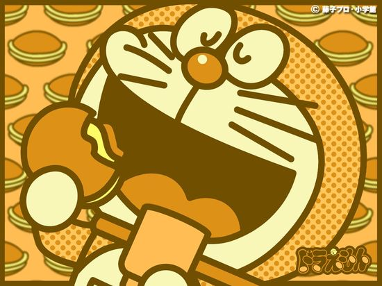 Doraemon-dorayaki