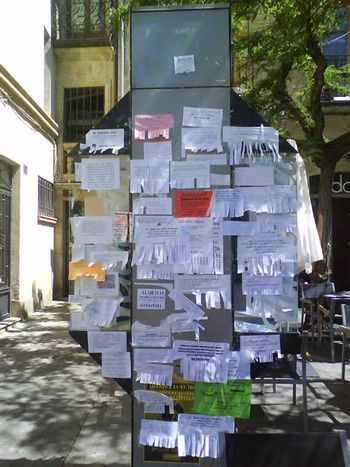Cabina post-it