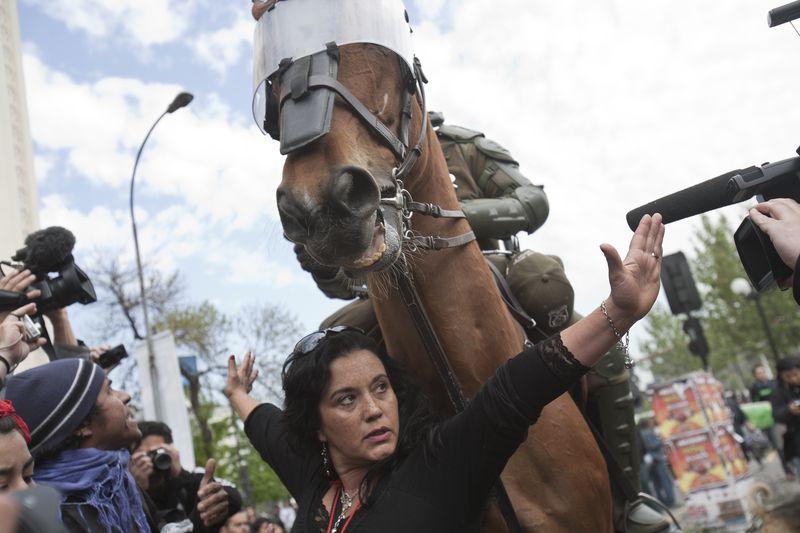 Paco a caballo