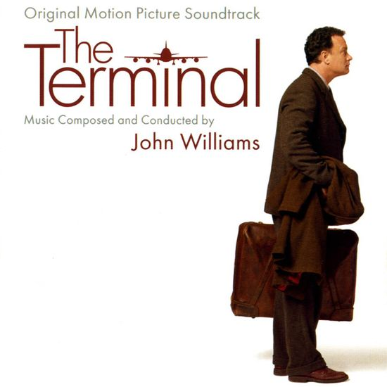 Bso-John-Williams-The-Terminal-Del-2004-Delantera
