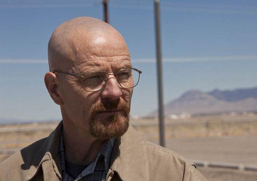 Bryan Cranston como Walter White