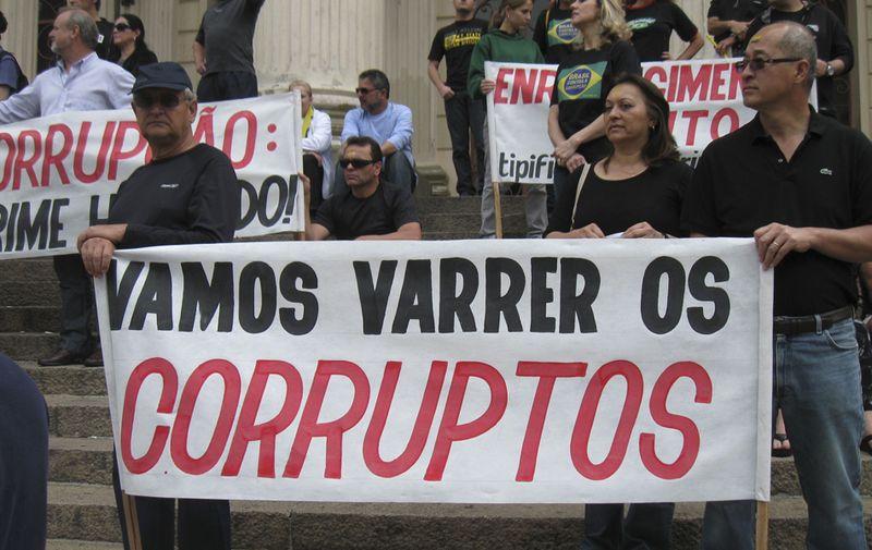 Corruptos Brasil