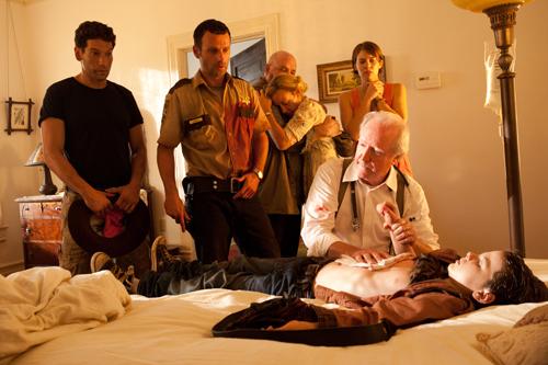 Segunda temporada de 'The walking dead' (Foto:Fox)