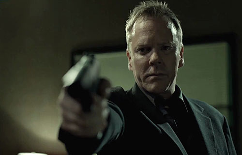 Kiefer Sutherland en The Confession