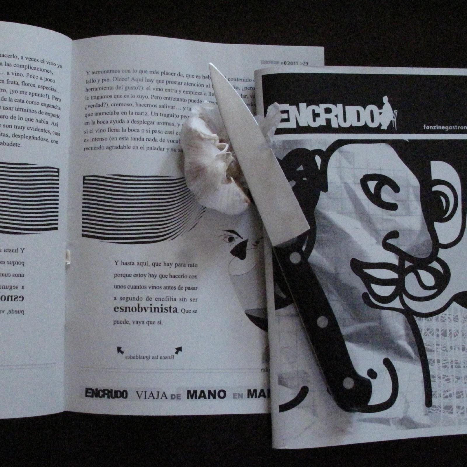 Foto del blog de El Comidista perteneciente al post sobre EnCrudo