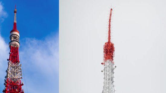 Japan_tokyo_tower_earthquake_bent