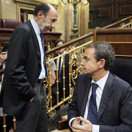 Zapatero_rubalcaba