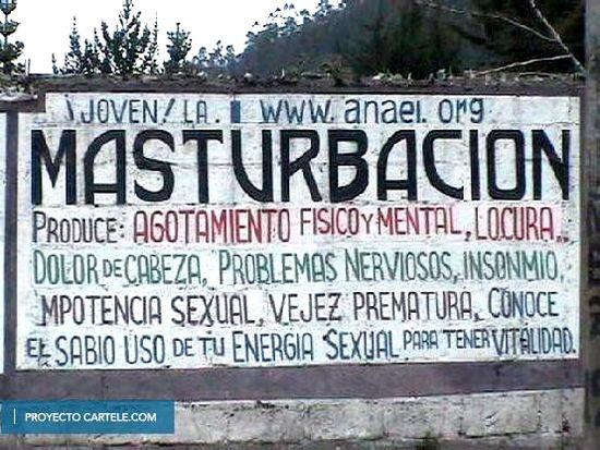 Masturbación