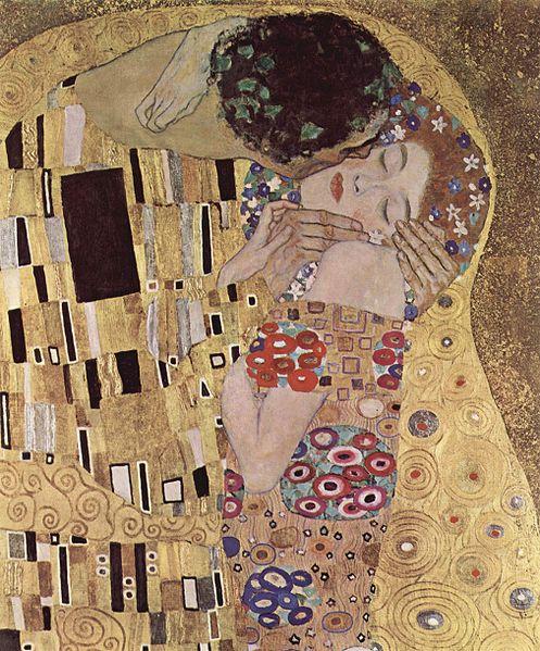 El Beso Gustav_Klimt