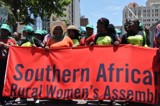 Women in march II