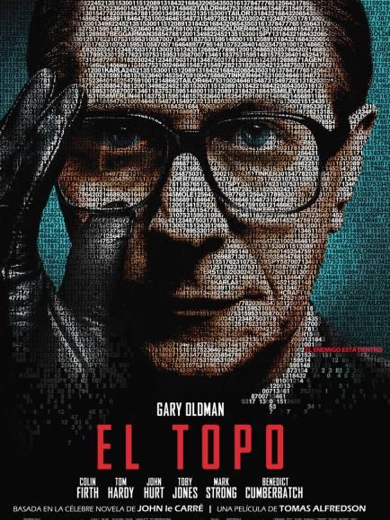El topo.Poster