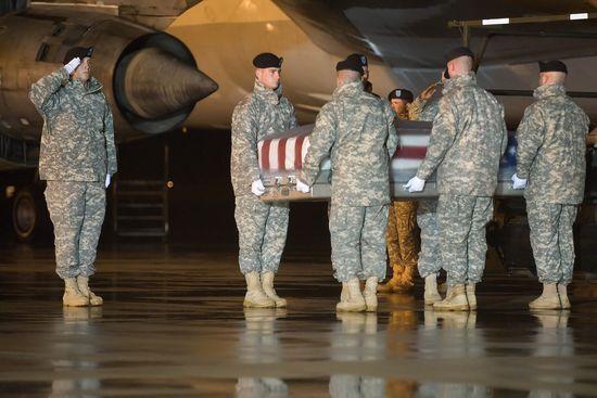 soldados estadounidenses muertos en irak