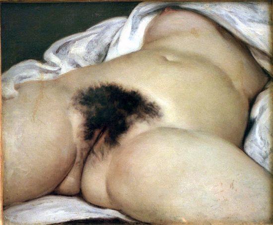 Courbet Origin-of-the-World