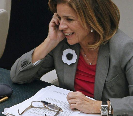 Ana Botella. J.J. GUILLÉN/EFE