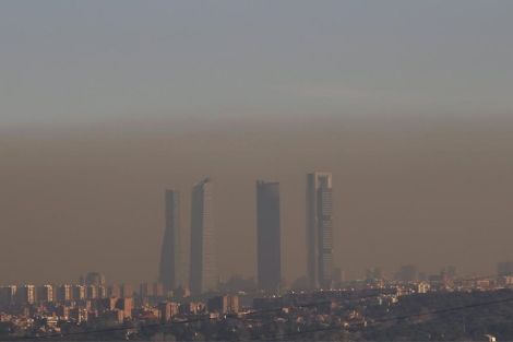 Madrid contaminado 2