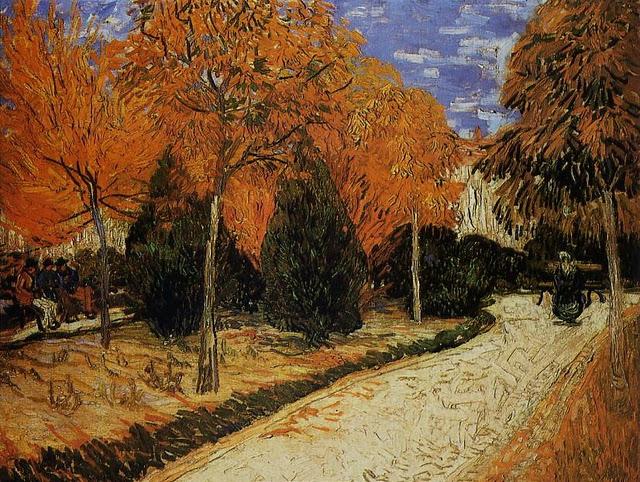 Jardin en otoño