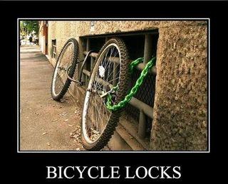 Candados bicis