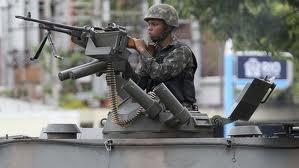 Violença en favelas