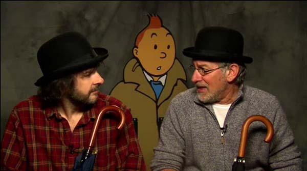 Tintin 2 Movie