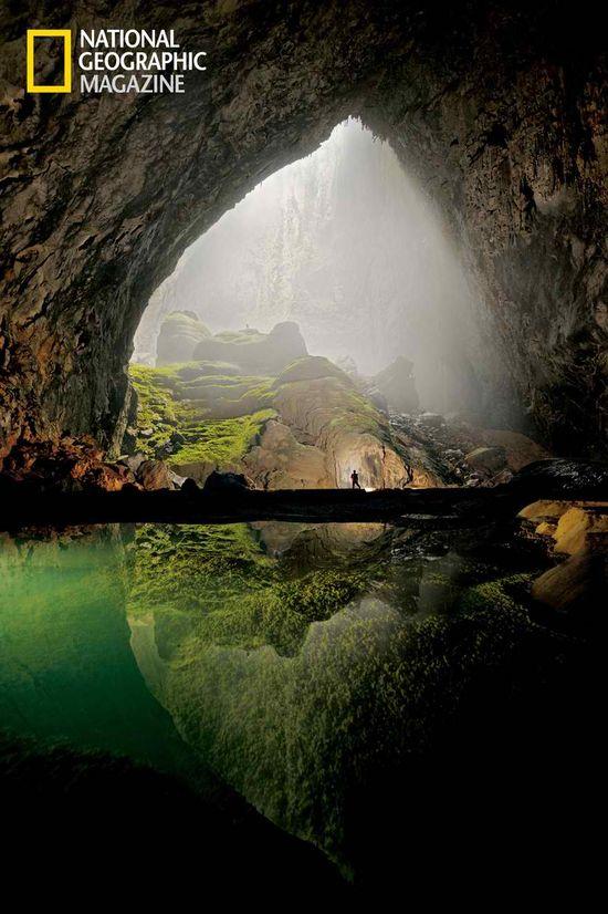 Caverna de Hang Son Doong Vietnam  Peter Carsten National Geographic