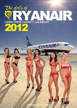 Anuncio de Ryanair