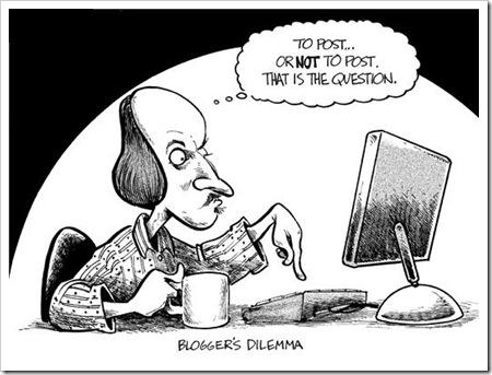 Chiste blogger