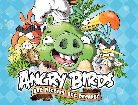 Libro cocina angry birds