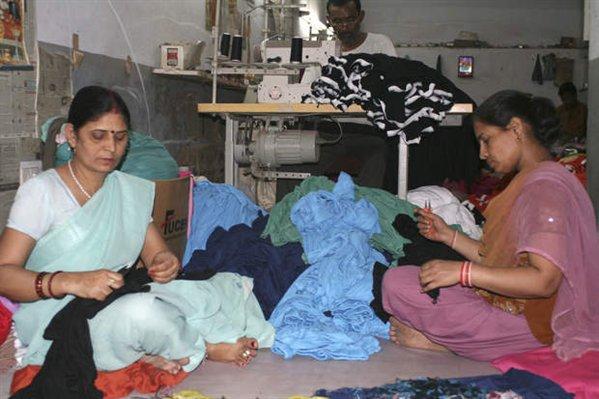 India textil