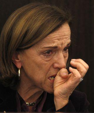 La ministra Elsa Fornero. PIER PAOLO CITO (AP)