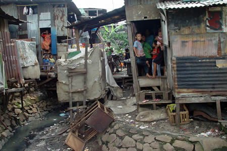 Favela Sao Gonzalo