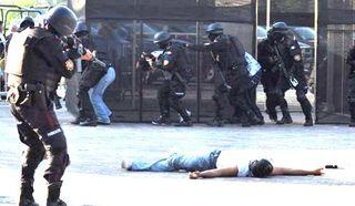 Violencia de Mexico