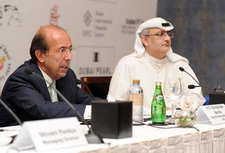 Gonzalo de Benito, como embajador en Emiratos. / Getty