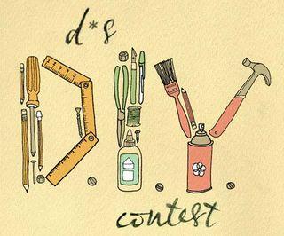 Diy-icon. Diseño de www.designsponge.com