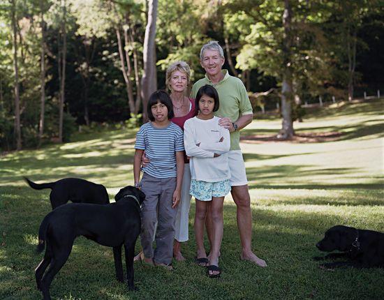 Struth.barlow family