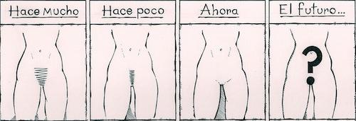 La evolución de la depilación Venus O'Hara
