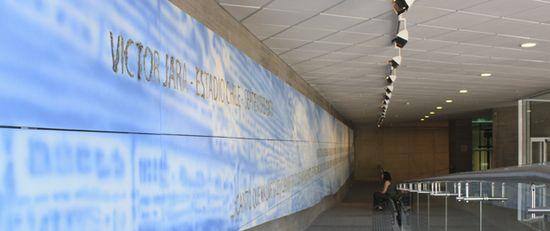 Chile - Mural Victor Jara