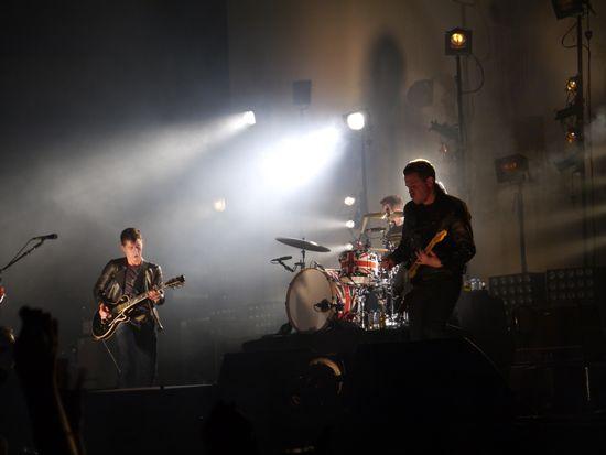 Arctic Monkeys photograph