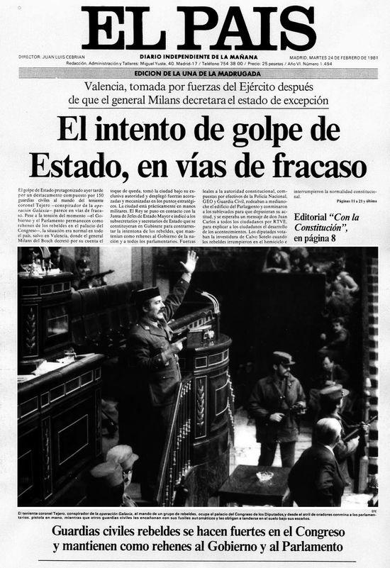 El País Tejero
