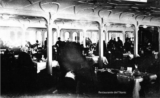 Restaurante del Titanic