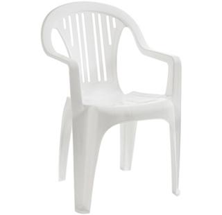 Historia de una silla blanca monobloc ecolaboratorio for Sillas de plastico